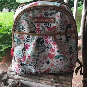 Lily Bloom Sea Garden Chantal Backpack- Mermaids